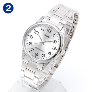 Đồng hồ nam Casio Standard chính hãng Anh Khuê MTP-V001 Series (38mm)