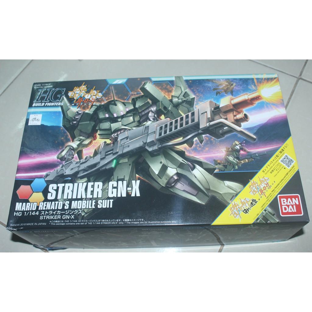 Mô hình lắp ráp HG BF 1/144 Striker GN X