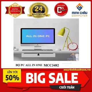 Bộ All in ONE (AIO) MCC3482 Home Office Computer CPU i5 4570/Ram8G/SSD240G/Wifi/camera22inch