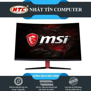 Màn hình máy tính LCD 31.5inch cong tràn viền MSI Optix AG32CV chuẩn FullHD 1080p 165Hz (Đen) thumbnail