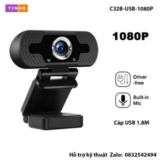 [1080p, Micro]Webcam C30 C32 Có Tích Hợp Micro, Sử Dụng Để Gọi, Dạy Học Trực Tuyến, Hội Nghị thumbnail