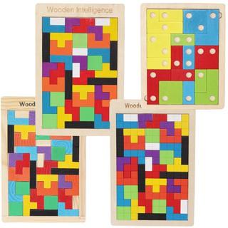 Đồ Chơi Gỗ Trò Chơi Xếp Gạch - Theo Montessori thumbnail