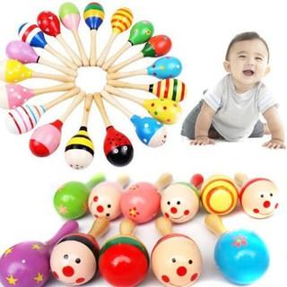 Đồ chơi xúc xắc bằng gỗ , súc sắc, đồ chơi cho bé, lục lạc buontobanlon_store