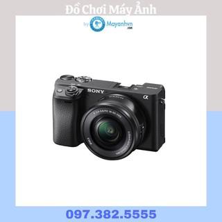 Máy ảnh Sony Alpha A6400 Kit 16-50mm F/3.5-5.6 OSS (Chính Hãng)