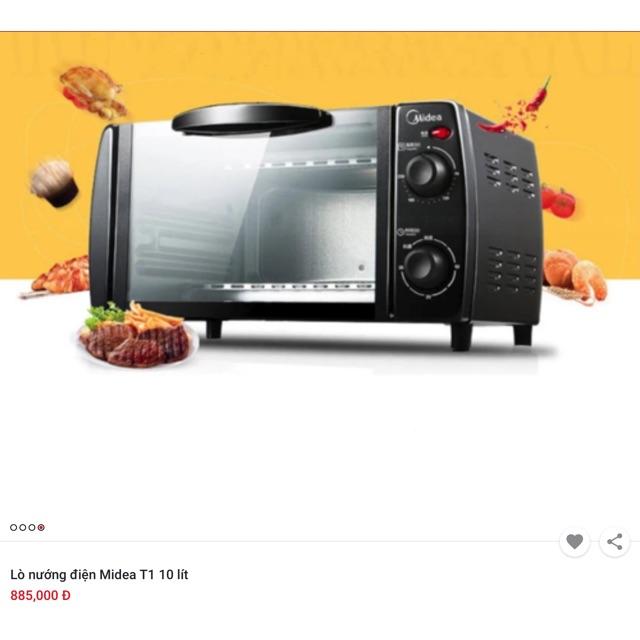 Lò nướng meo- 10DW1 10 lít