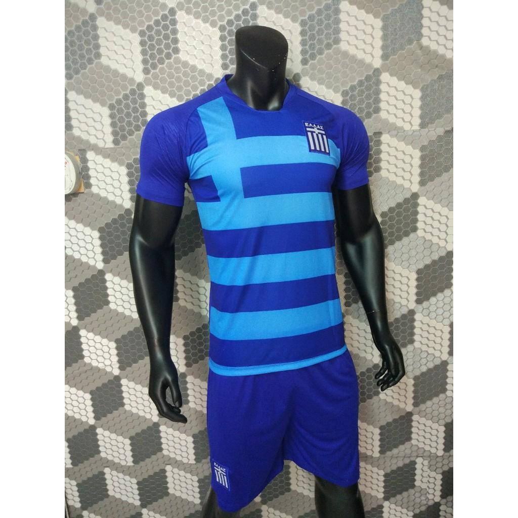 Quần áo bóng đa Hy Lạp world cup 2018