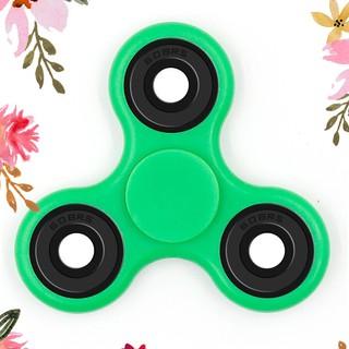 (Rẻ Shock Nhiệt) Đồ Chơi Con Quay 3 cánh Giúp Xả Stress Fidget Spinner (màu ngẫu nhiên)