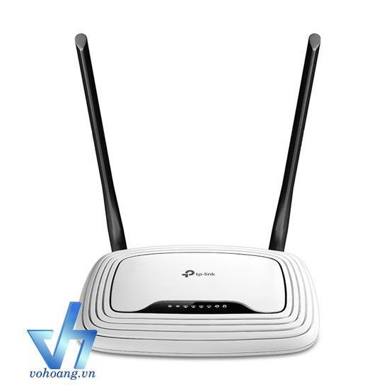 TP-LINK TL-WR841N – Router Wi-Fi chuẩn N tốc độ 300Mbps [Hàng chính hãng] Giá chỉ 245.000₫