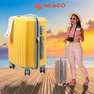 Vali kéo du lịch thời trang MIAGO 12 MÀU CAO CẤP thumbnail