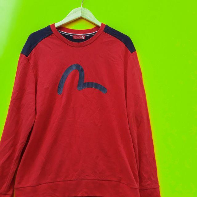 Áo Sweater evisu