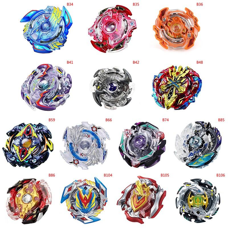 Specialhour Metal Alloy Battle Beyblade Burst Gyro Fighting Gyroscope Spinning Toys