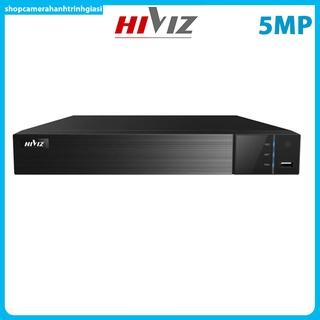 ĐẦU GHI HÌNH HIVIZ HI-6208M1 8 KÊNH HDCVI Analog IP TVI AHD VỎ KIM LOẠI (HỖ TRỢ CAMERA 4.0MP) thumbnail