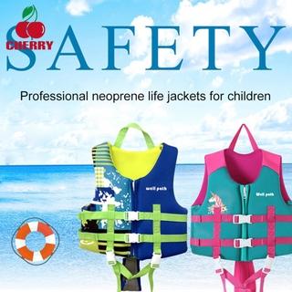 COD Children Life Jacket Snorkeling Small Vest Belt With Cross Belt Protection Life Vest Safety Swimsuit