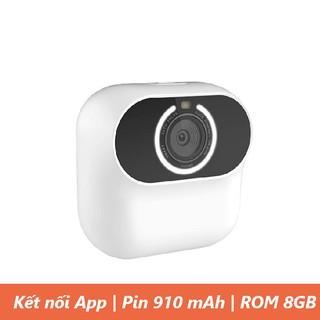 Camera AI Xiaomi Xiaomo - Camera thông minh Xiaomo
