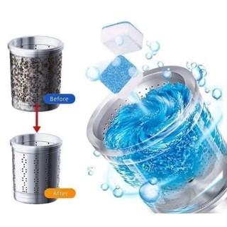 Viên tẩy vi khuẩn lồng máy giặt siêu sạch - hình 3