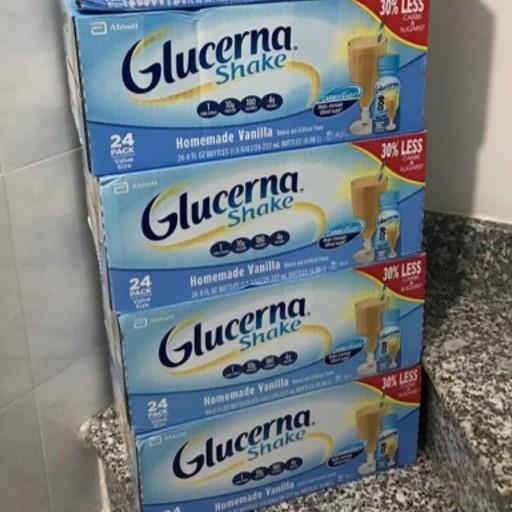 [HSD 04/2019] Thùng 24 lon Sữa nước Glucerna Shake Vanilla dành cho người tiểu đường - 2794141 , 1242653036 , 322_1242653036 , 950000 , HSD-04-2019-Thung-24-lon-Sua-nuoc-Glucerna-Shake-Vanilla-danh-cho-nguoi-tieu-duong-322_1242653036 , shopee.vn , [HSD 04/2019] Thùng 24 lon Sữa nước Glucerna Shake Vanilla dành cho người tiểu đường