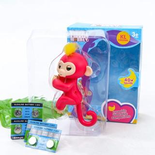Finger Monkey – Khỉ con màu Hồng (CHÍNH HÃNG)
