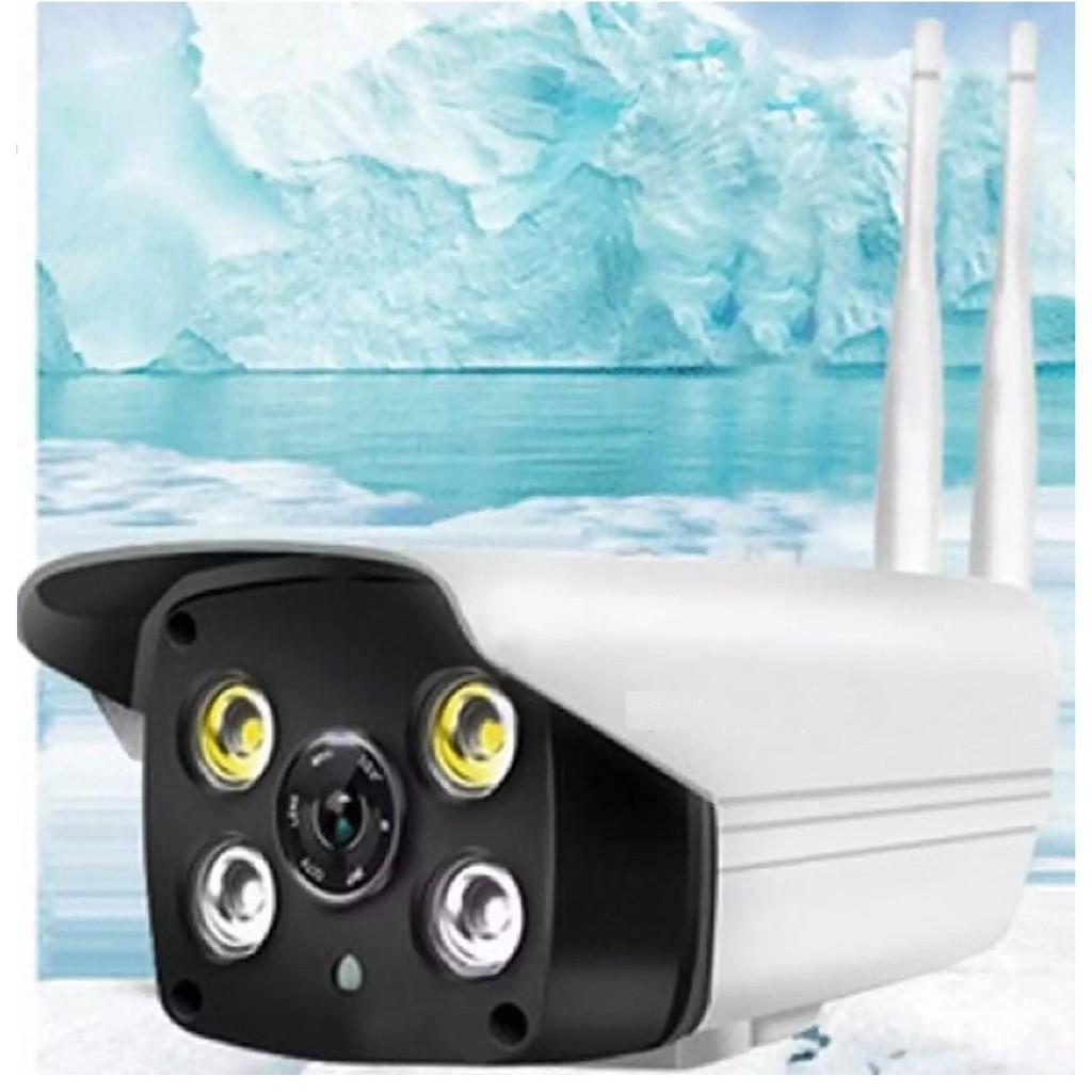 Camera Wifi ngoài trời HD VISION - Led chiếu sáng