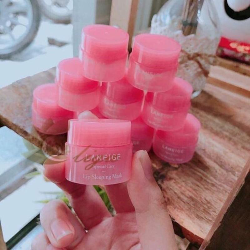ủ môi laneige dưỡng ẩm, làm hồng, ngừa thâm môi