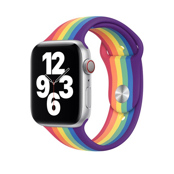 Apple Watch Band Pride Edition Sport Band