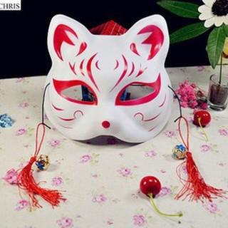 Mặt Nạ Cáo Nhật Bản|Mặt Nạ Kitsune Nhật|Mặt Nạ Kitsune