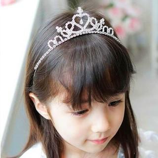 Vương miện đính đá lấp lánh cho bé gái BBShine P012 thumbnail