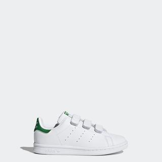 adidas ORIGINALS Giày Stan Smith Unisex trẻ em Màu trắng M20607 thumbnail