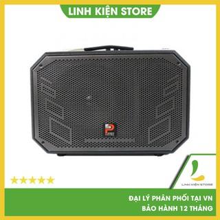 Loa kéo ProSing W8-Alisa - Dàn loa karaoke gia đình công suất 100W, thùng gỗ gọn nhẹ - Bảo hành 12 tháng