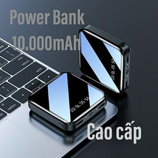 Sạc dự phòng Power bank 10.000 mAh pin dự phòng thời trang hot hit thumbnail