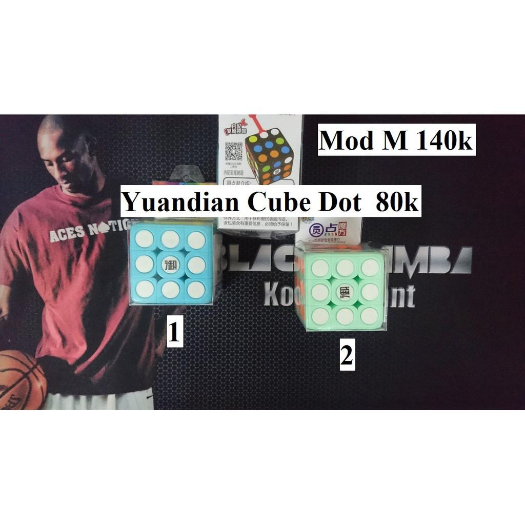 Rubik 3x3x3 Cube Dot - 2498303 , 1309219879 , 322_1309219879 , 80000 , Rubik-3x3x3-Cube-Dot-322_1309219879 , shopee.vn , Rubik 3x3x3 Cube Dot