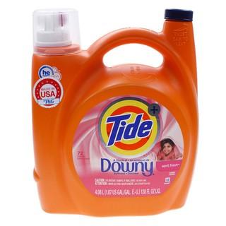 """Kết quả hình ảnh cho Nước giặt Tide hương Downy H.E April Fresh 4.08L"""""""