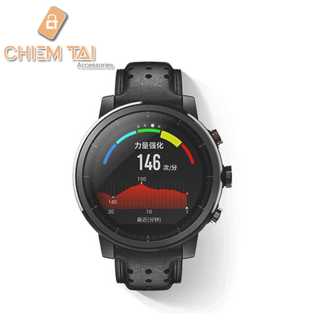 Đồng hồ thể thao thông minh Xiaomi Amazfit Smartwatch 2 - 2897126 , 819653125 , 322_819653125 , 4100000 , Dong-ho-the-thao-thong-minh-Xiaomi-Amazfit-Smartwatch-2-322_819653125 , shopee.vn , Đồng hồ thể thao thông minh Xiaomi Amazfit Smartwatch 2