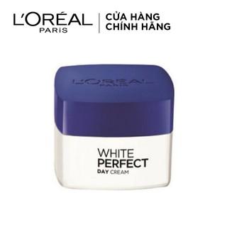 Kem dưỡng trắng sáng da ban ngày L Oreal Paris White Perfect SPF 17 PA 20ml