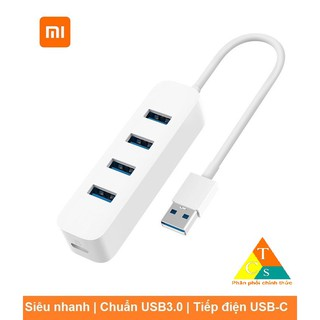 Bộ chia cổng usb 3.0 1 ra 4 cổng Xiaomi