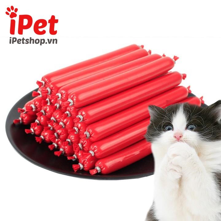 🌭 Xúc Xích Cho Chó Mèo Hamster Thú Cưng Dinh Dưỡng Giàu Vitamin, Đạm Bioline - iPet