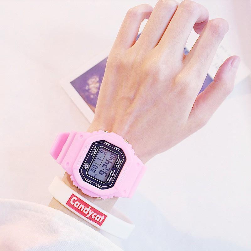 Đồng hồ thể thao nam nữ thông minh Sport Watch thời trang đẹp DH78