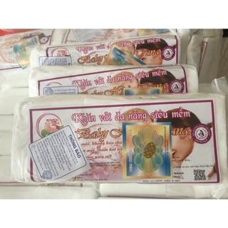 [CHÍNH HÃNG] Combo 5 gói khăn Giấy Khô Đa Năng Hiền Trang 250g loại giấy dày