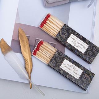 (Có sẵn) Phụ kiện nến thơm hộp giấy phong cách cổ điển