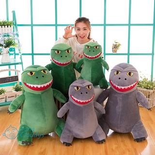 💕[IN STOCK/COD]💕Cartoon Godzilla Stuffed Soft Doll Creative Dinosaur Toy