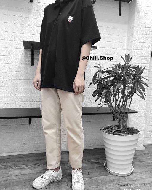 quần pants tan