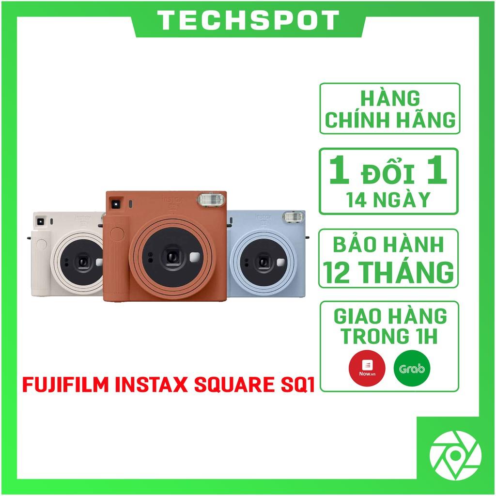 Fujifilm Instax SQUARE SQ1 - Máy ảnh lấy ngay chính hãng Fujifilm - tặng kèm 10 films
