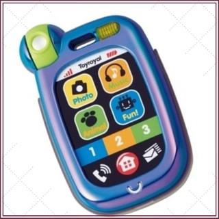 [SIÊU_ SALE] Đồ chơi treo xe đẩy Smartphone màu xanh dành cho bé