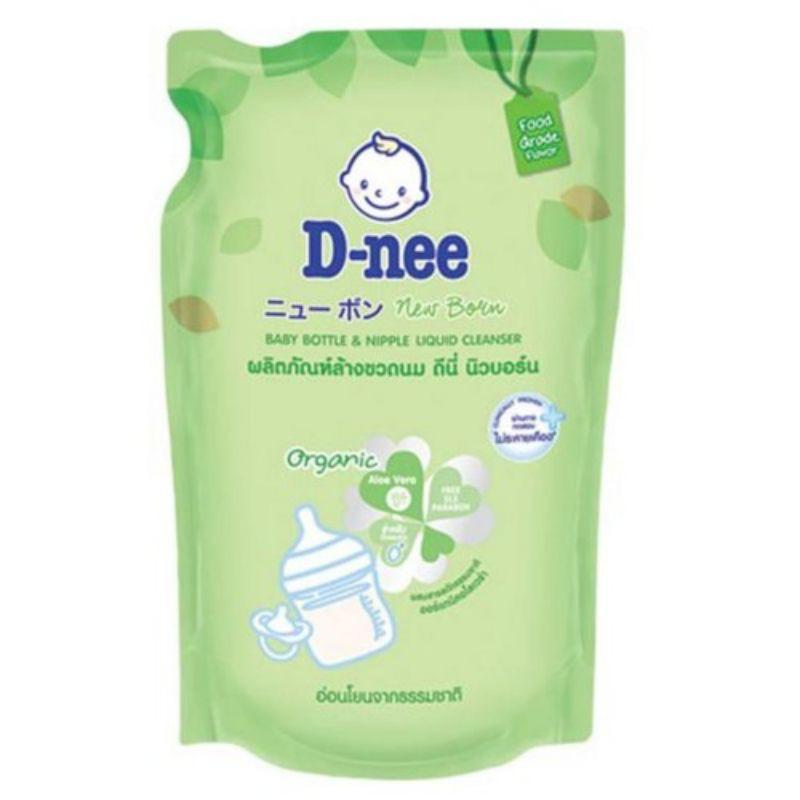 Nước rửa bình sữa organic Dnee