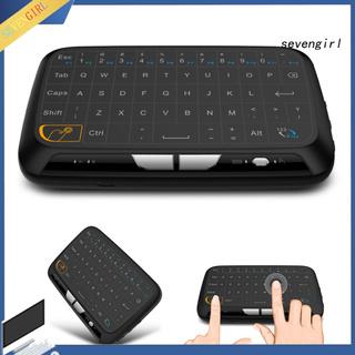 Bàn Phím Cảm Ứng Không Dây Sev-H18 2.4ghz Cho Pc Laptop Smart Android Tv thumbnail