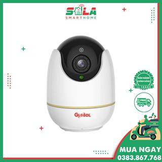 GLOBAL IOT03 - Camera wifi trong nhà chất lượng cao, tích hợp báo động vào điện thoại khi có chuyển động thumbnail