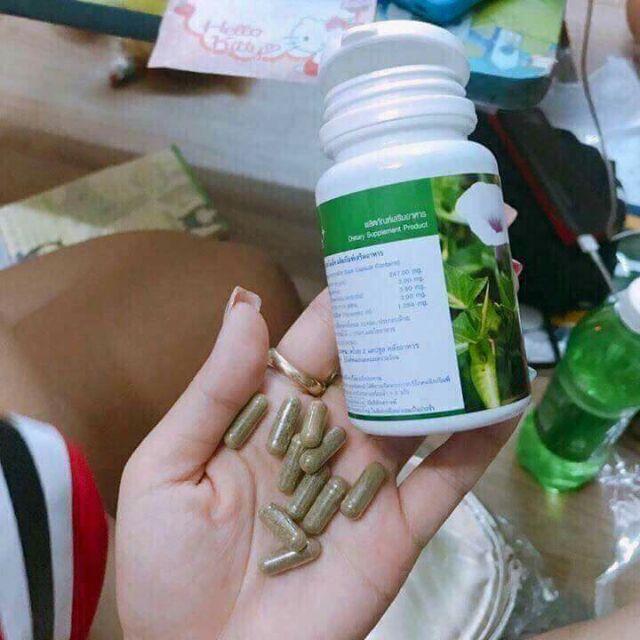 Thuốc giảm cân rau xanh Yanhee Thailan