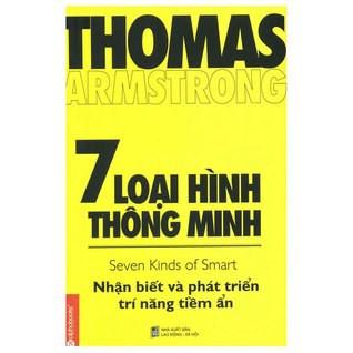7 Loại Hình Thông Minh - 3457987 , 951983240 , 322_951983240 , 119000 , 7-Loai-Hinh-Thong-Minh-322_951983240 , shopee.vn , 7 Loại Hình Thông Minh