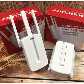 Bộ Kích Sóng Wifi ,Bộ Kích Sóng Wifi Mercury 3 Anten Cực Mạnh bản mới