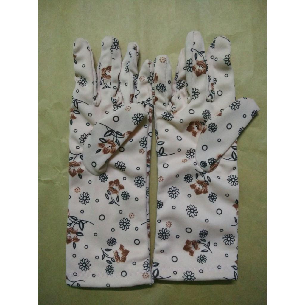 Nhập WAFAT6 giảm 10% tối đa 20K_Găng tay Cotton hai lớp cực dày cho Nữ (chống n