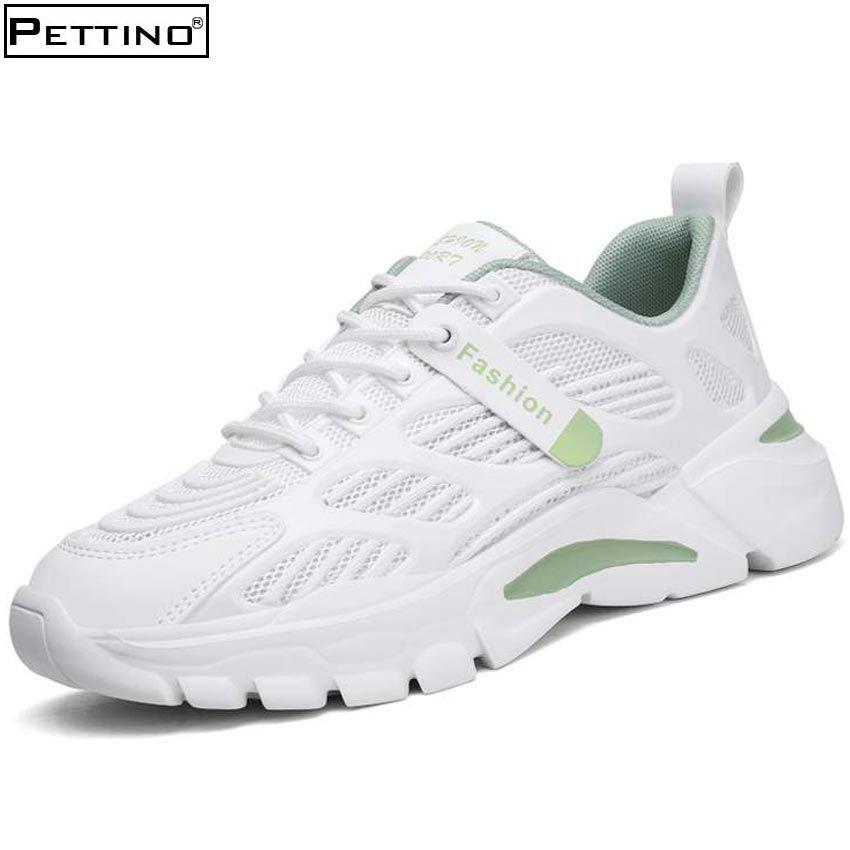 [Mã FASHIONMALLT4 giảm 15% tối đa 30K đơn 150k] Giày thể thao nam chất đẹp hàng loại 1 PETTINO - SSSN01